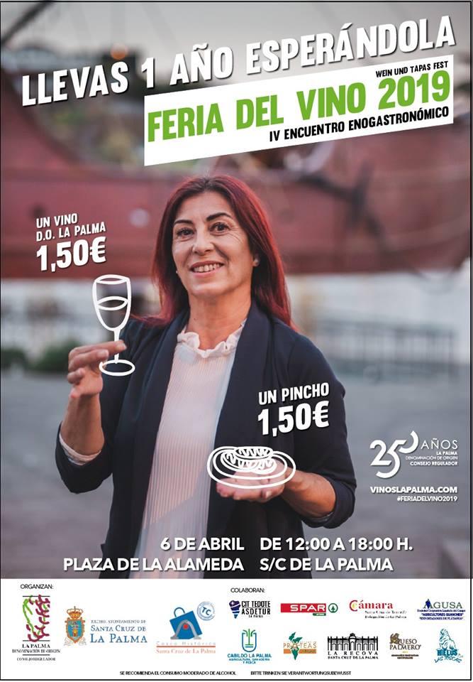 Feria del Vino 2019 VI encuentro enogastronómico